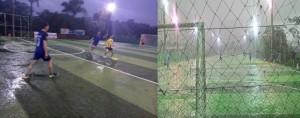 Trận đấu giữa Liên minh Robot – FC PKO và Liên minh Inox – Kho FC