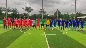 Văn phòng và Inox FC sẽ gặp lại nhau trong trận chung kết.