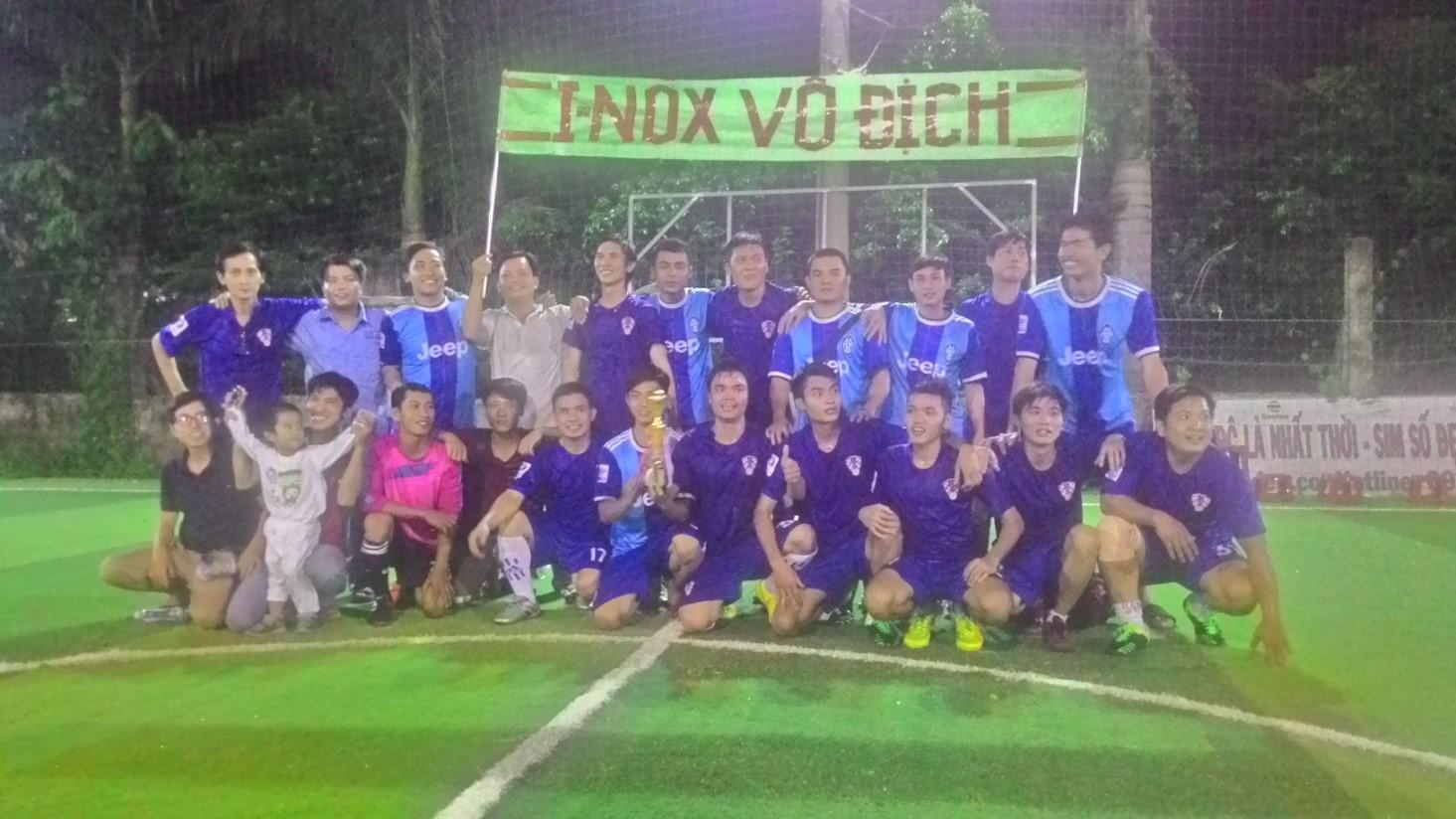 2 đội của Inox giành chiến thắng ở 2 trận đấu cuối cùng.